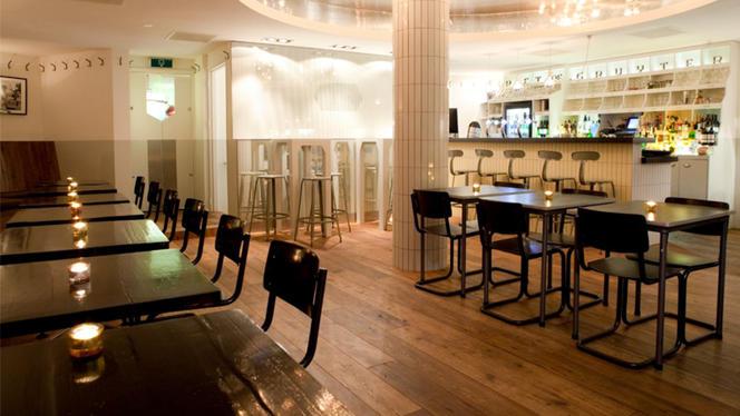 Restaurant - Café Restaurant Piet de Gruyter, Amsterdam