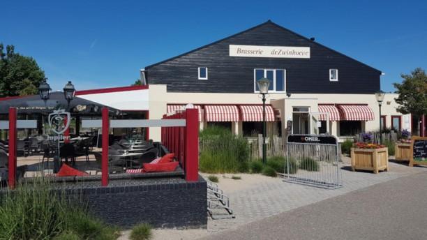 Brasserie de Zwinhoeve Voorkant Brasserie