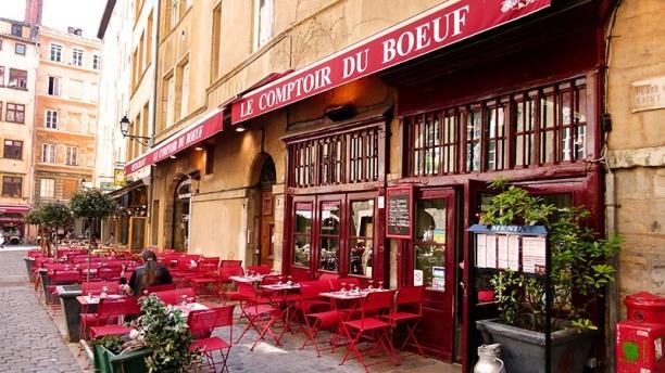 Restaurant Le Vieux Lyon Prix
