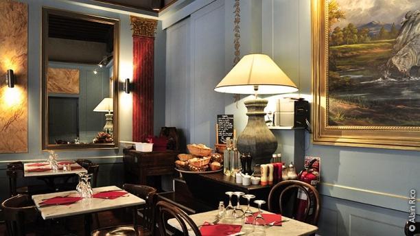 Le Comptoir du Boeuf - Restaurant - Lyon