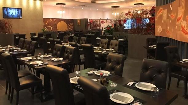 La Baia d'Oro Sala del ristorante