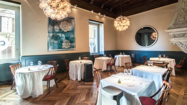 Eit em rome pre o endere o menu e hor rio de - Ristorante con tavoli all aperto roma ...