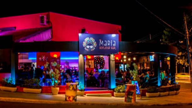Maria Bonjour Bar e Restaurante Fachada