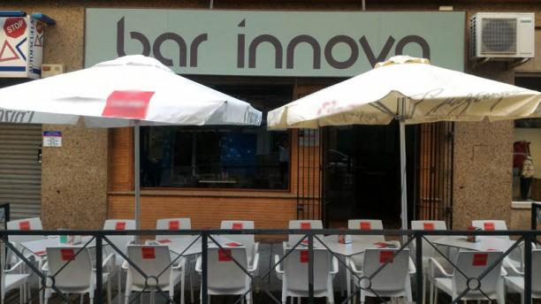 Bar innova Entrada
