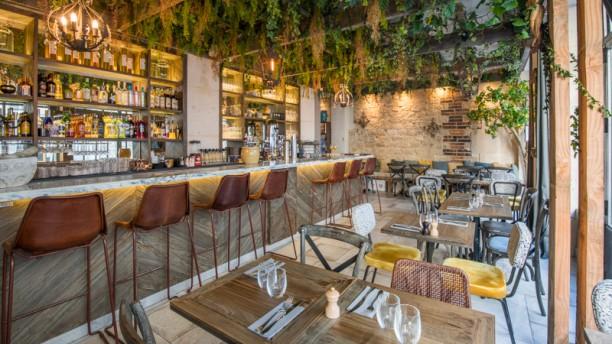 Norma Salle du restaurant