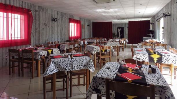 La Partition Salle du restaurant