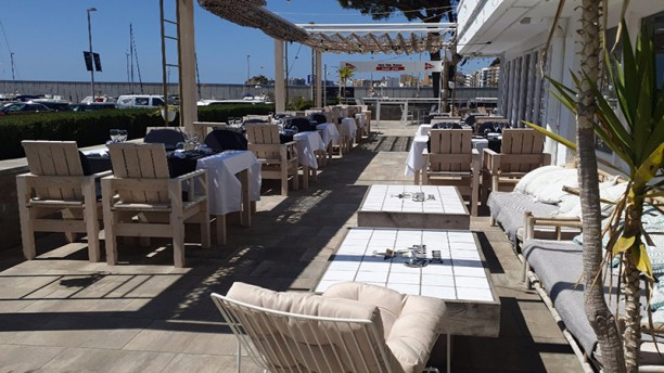 Restaurant Lounge Club Vela Blanes In Blanes Restaurant