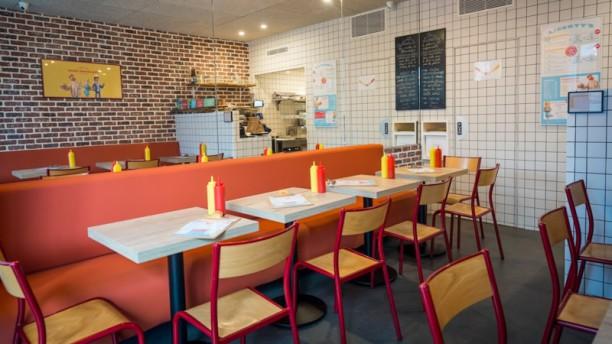 Liberty's Burger Aligre Vue de la salle