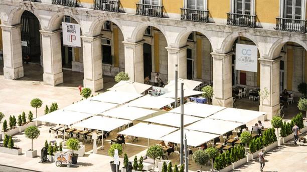 Bacalhau da Praça by Chefe Cordeiro fachada do restaurante