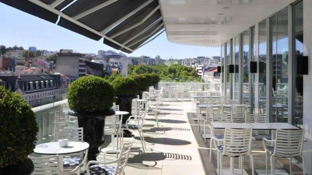 Rossio Restaurante - Altis Avenida Hotel esplanada