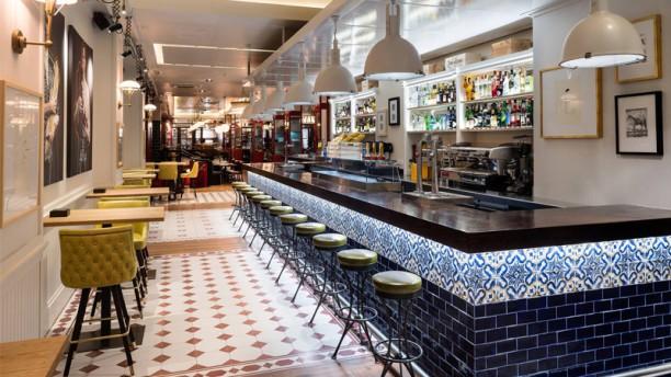 Restaurante tenorio en barcelona casa batll paseo de - Restaurantes passeig de gracia ...
