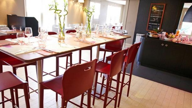 Campanile Le Havre Est Salle du restaurant