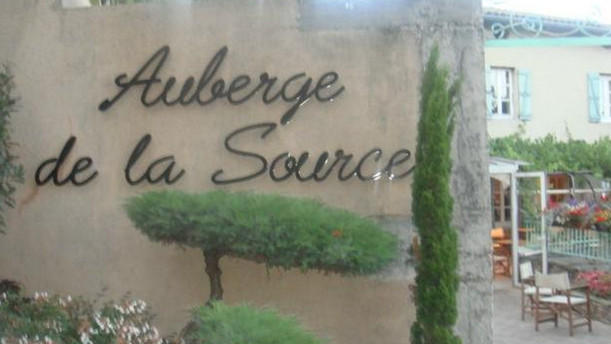 Auberge de la Source Restaurant