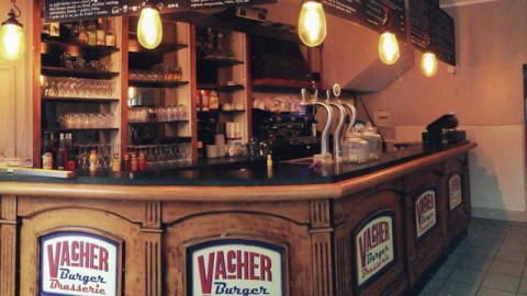 Vacher Burger, Bordeaux
