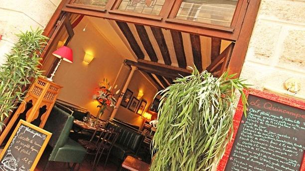 Le Quincampe Bienvenue au restaurant Le Quincampe