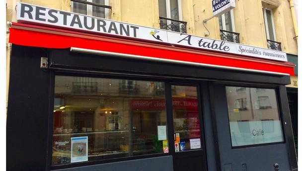 A Table Paris