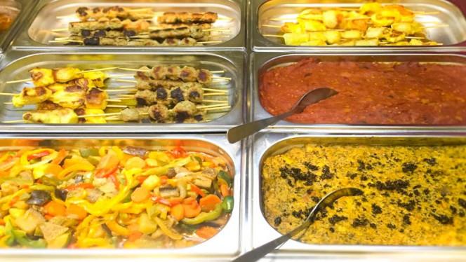 buffet - A-Table, Paris
