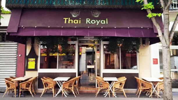 Thai Royal Devanture