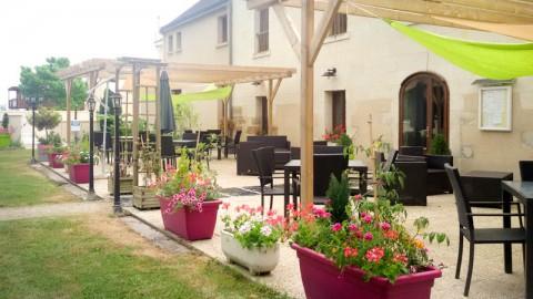 restaurant - Le Domaine de Presle - Chacé