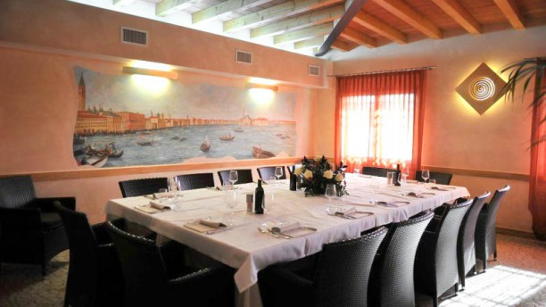 Mulinello sala ristorante