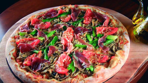 1900 Pizzeria - Chácara Flora sugestão do chef