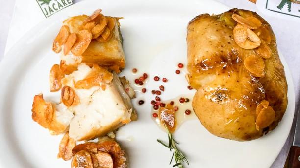 Jacaré Grill Sugestão do chef