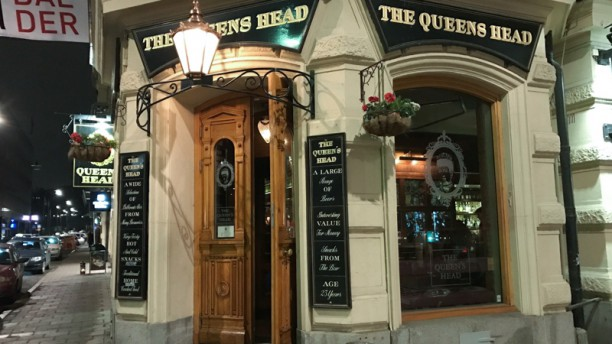 The Queens Heads Restaurangens