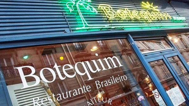 Botequim Brasileiro la façade