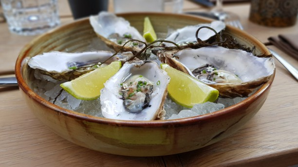 Cuisson Oesters