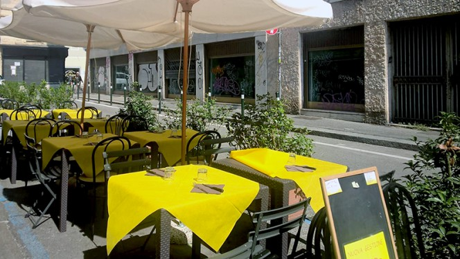Terrazza - J'Amis d'la Piola, Torino
