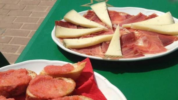 Meson El Callejon Sugerencia del chef