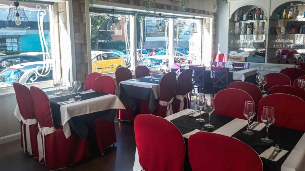 La Latina Gastrobar Sala del restaurante