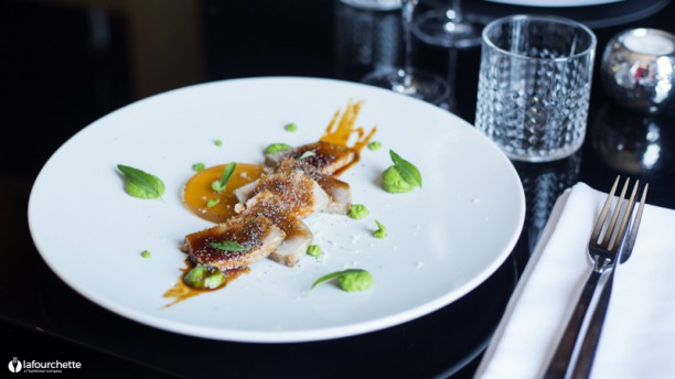 Restaurant Julien Cruège Suggestion de plat
