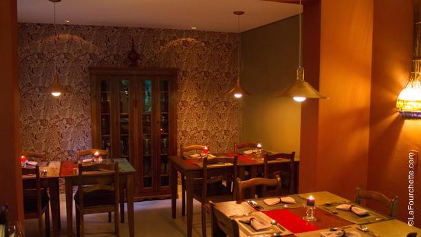 Lanna Thai Fusion Cuisine Rw ambiente