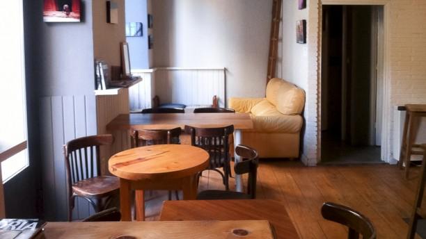 Rama Café Vista sala