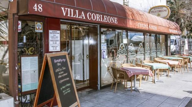 Villa Corleone entrée