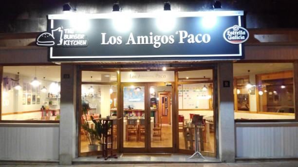 Los Amigos d Paco Fachada