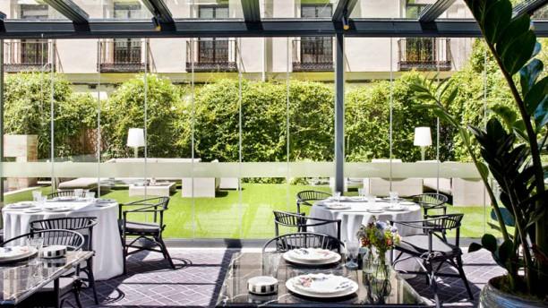 Sunday Brunch by Hotel Único Vista del interior