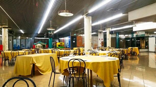 GiroPizza Terminal Gianicolo Vista sala