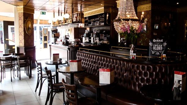 Brasserie Lunchroom Napoleon Restaurant