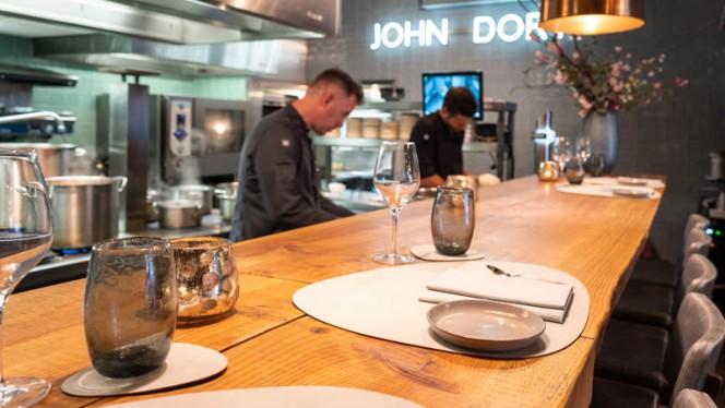 Restaurant - John Dory, Amsterdam