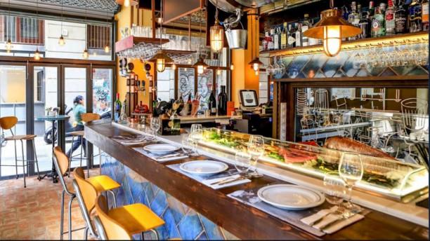 Ostras pedr n em barcelona pre os menu morada e - Restaurante umo barcelona ...