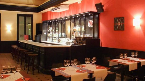 Bizarre - Restaurant & Cocktails Vista sala