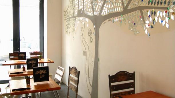Alma Café Vista de la sala