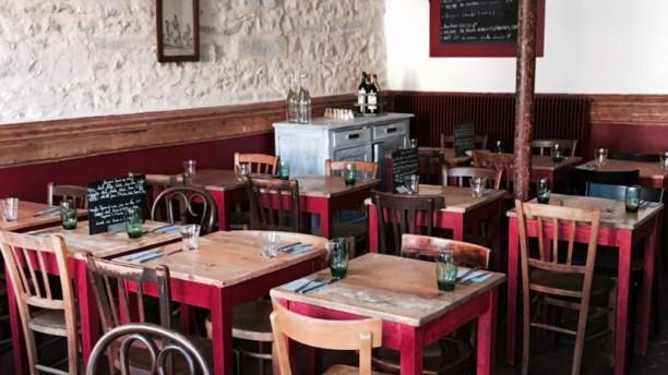 Le 91150 Salle du restaurant
