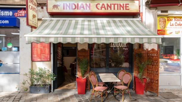 Indian Cantine Entrée