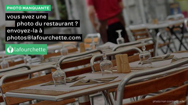 Le Bal Café terrasse