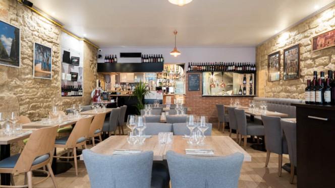 Ristorante Italiano 0039 - Restaurant - Paris