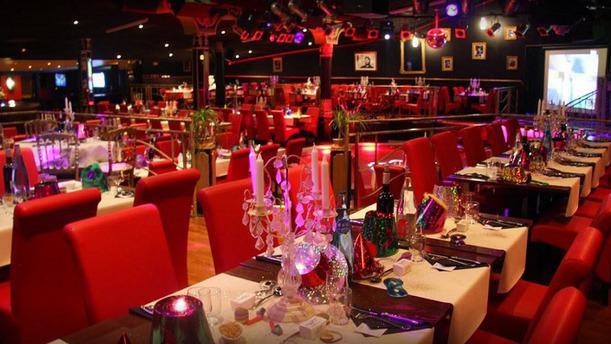 Le Circus - Diner Spectacle salle
