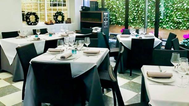 Mixture Lounge & Restaurant - Arroceria Vista del interior